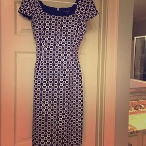 Alex Marie work dress